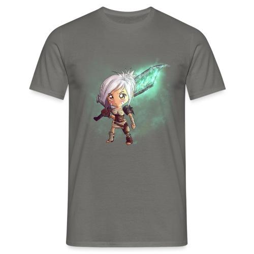 Chibi Riven DONNA - Maglietta da uomo
