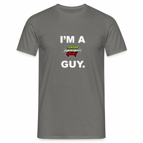 I'm a WMItaly guy! - Maglietta da uomo