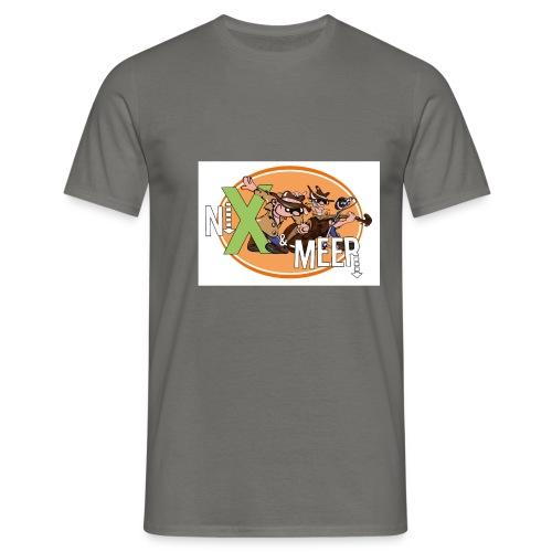 nixenmeer - Mannen T-shirt
