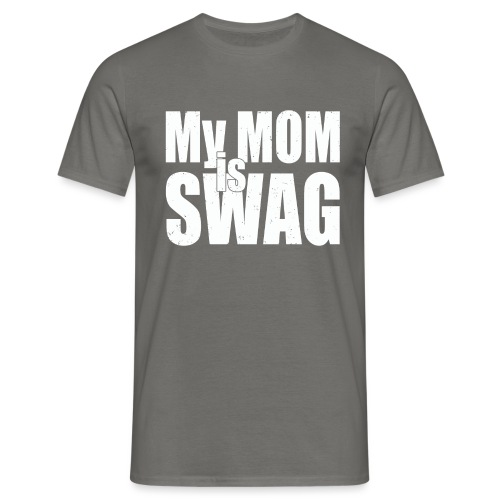 Swag White - Mannen T-shirt