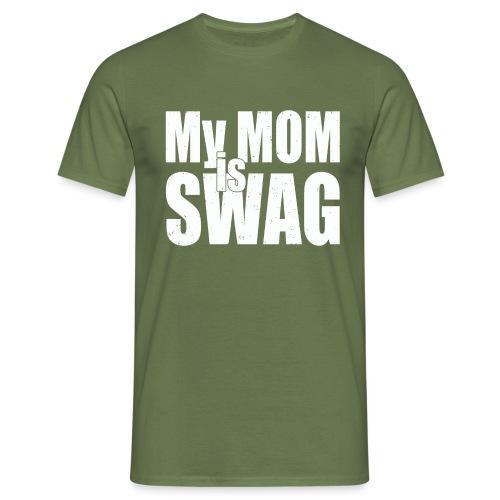 Swag White - Mannen T-shirt