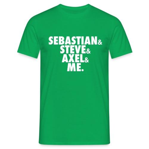 BEATSAUCE House Mafia T-shirt - Maglietta da uomo