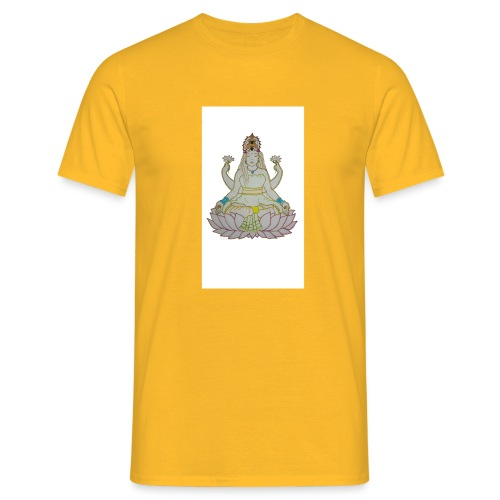lotus - Camiseta hombre
