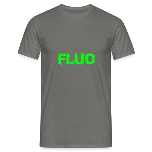FLUO_trasparente - Maglietta da uomo