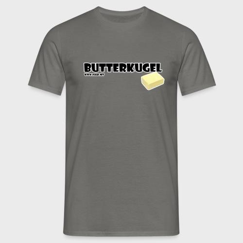 Butterkugel - Männer T-Shirt