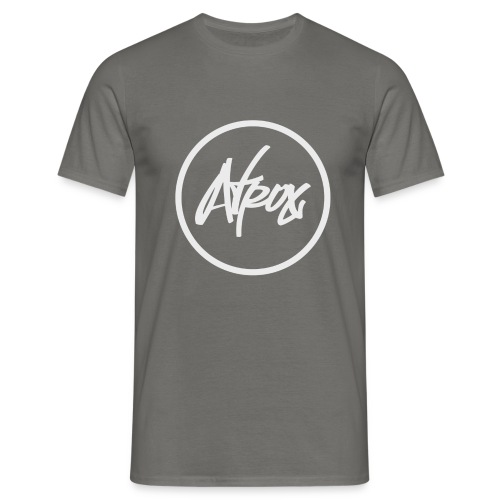 Atrox Logo White Transparent - Men's T-Shirt