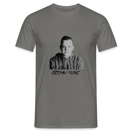 JICKSAWMUSIC - Männer T-Shirt