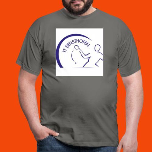TTE Logo - Männer T-Shirt