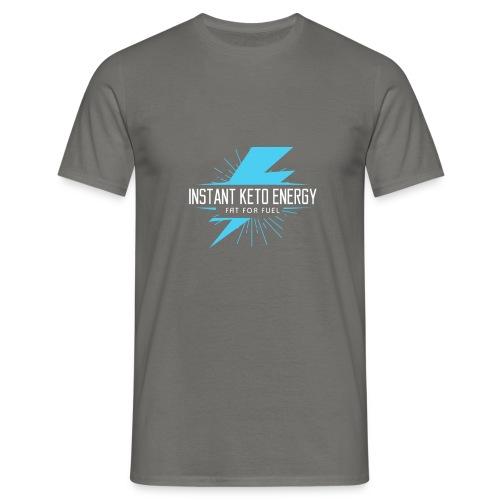 KETONES - Instant Energy Tasse - Männer T-Shirt