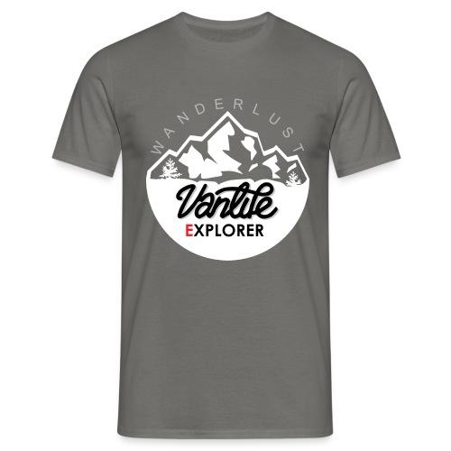 VANLIFE EXPLORER - T-shirt Homme