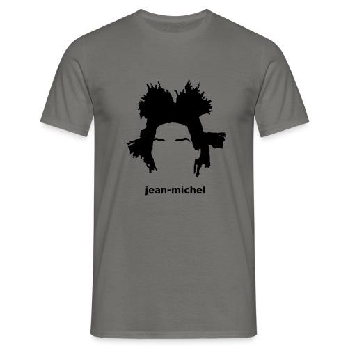 Jean-Michel Basquiat - Maglietta da uomo
