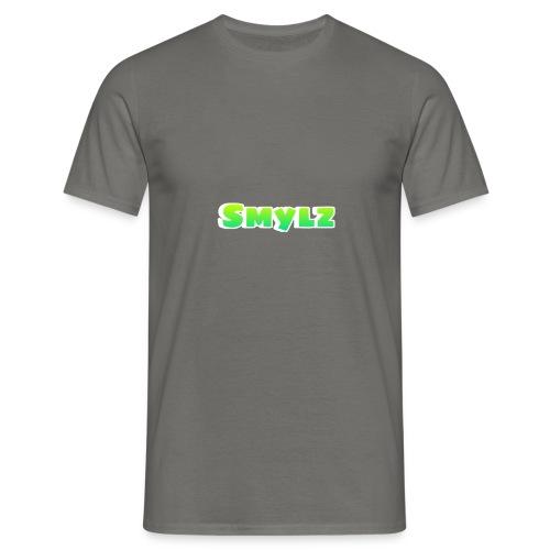 Smylz logo - T-shirt herr