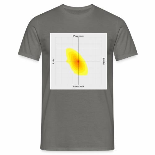 Heatmap - Männer T-Shirt