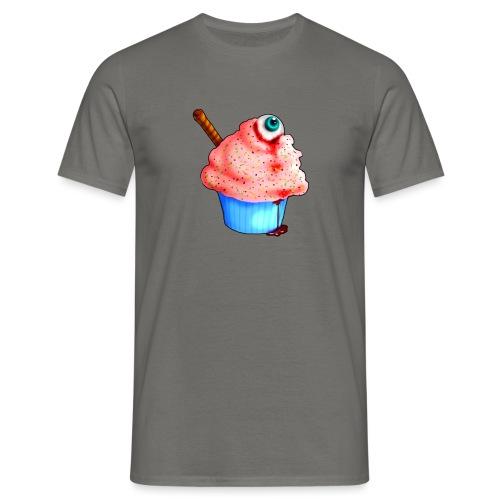 ¿Te apetece un cupcake? - Camiseta hombre