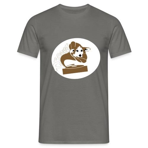 Droove logo - Mannen T-shirt