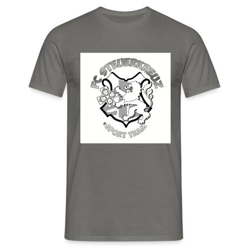 Fc Steuerkreuz - Männer T-Shirt