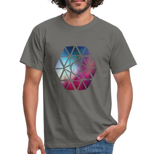 diseño de figuras - Camiseta hombre