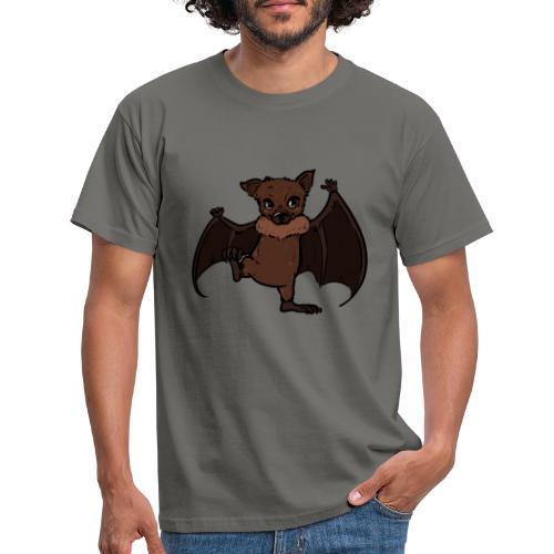 Malu - Der kleine Flughund - Männer T-Shirt