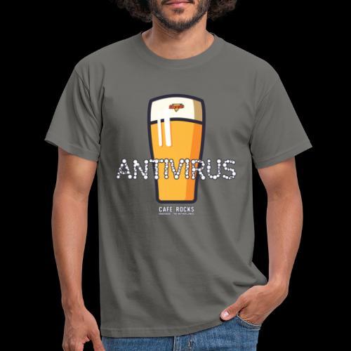 Antivirus - Mannen T-shirt