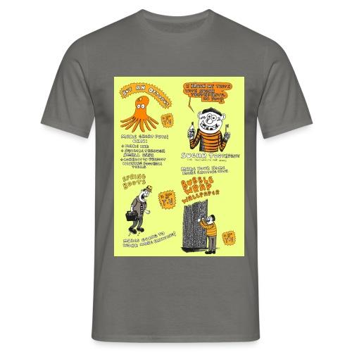 Sugar Toothpaste - Men's T-Shirt