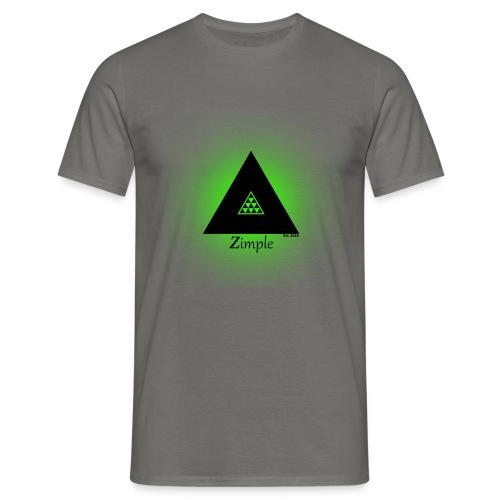 123123 - Herre-T-shirt