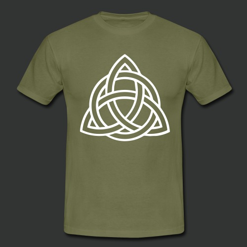 Celtic Knot — Celtic Circle - Men's T-Shirt