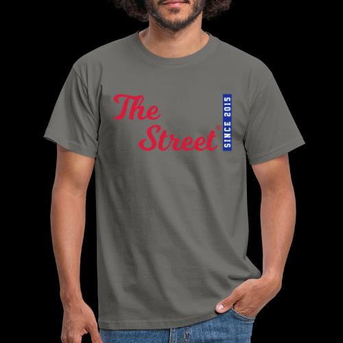 The Street - Since 2015 - Männer T-Shirt