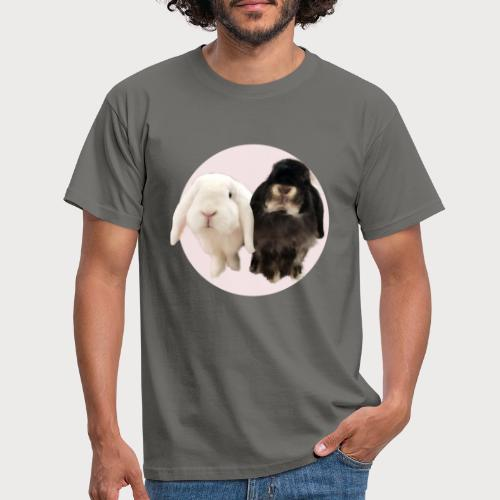 Amour and Louie - Männer T-Shirt
