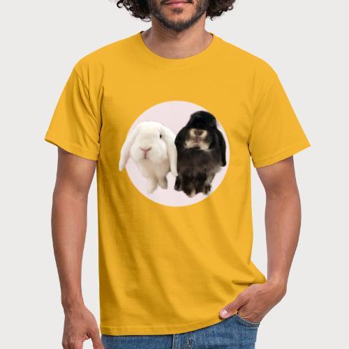 Amour and Louie - Männer T-Shirt