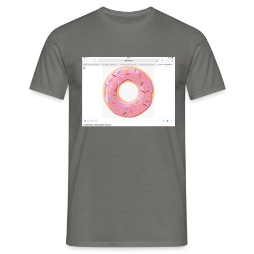Dounut - Men's T-Shirt