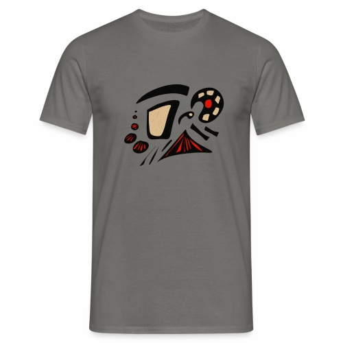 ASTRATTO - Maglietta da uomo