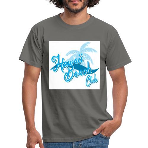 Hawaii Beach Club - Men's T-Shirt
