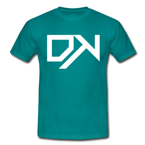 DewKee Logo Mug White - Men's T-Shirt