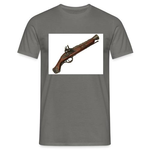 Pistola - Camiseta hombre