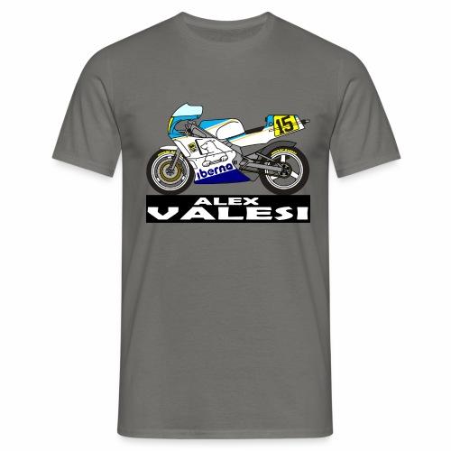 VALESI - Maglietta da uomo