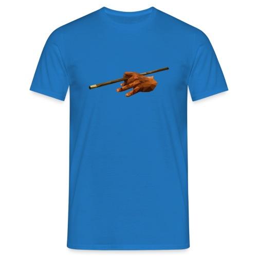 """Billard Shirt """"Polygon - Pool Billard - Männer T-Shirt"""