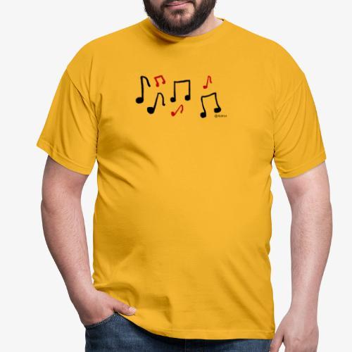 Nuotit - Miesten t-paita