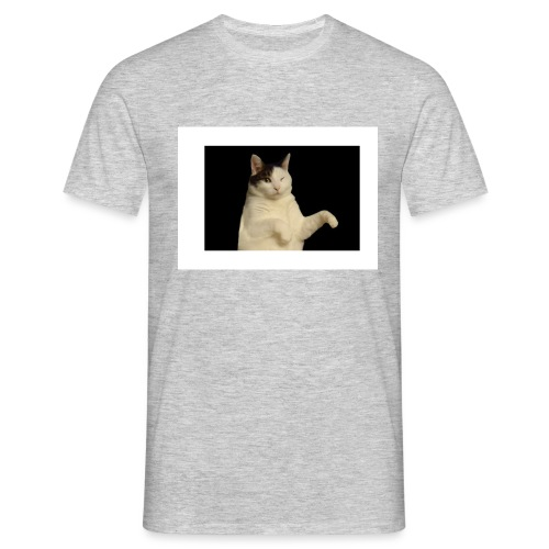 Kitty cat - Mannen T-shirt