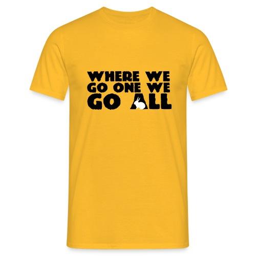 WWG1WGA pupu - Miesten t-paita