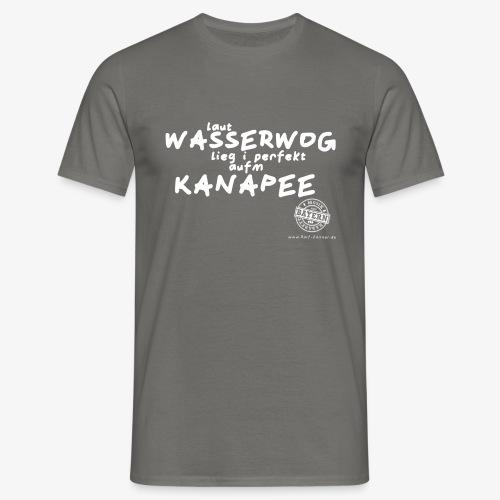 wasserwog - Männer T-Shirt
