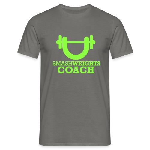 smash weights COACH - Men's T-Shirt