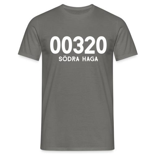 00320 SODRAHAGA - Miesten t-paita