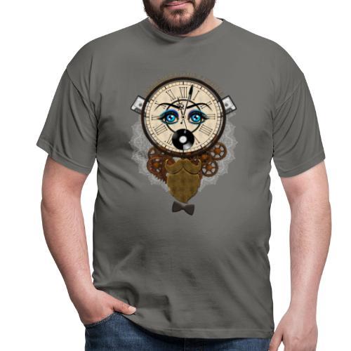 Remember the future : souviens-toi du futur - Or - T-shirt Homme