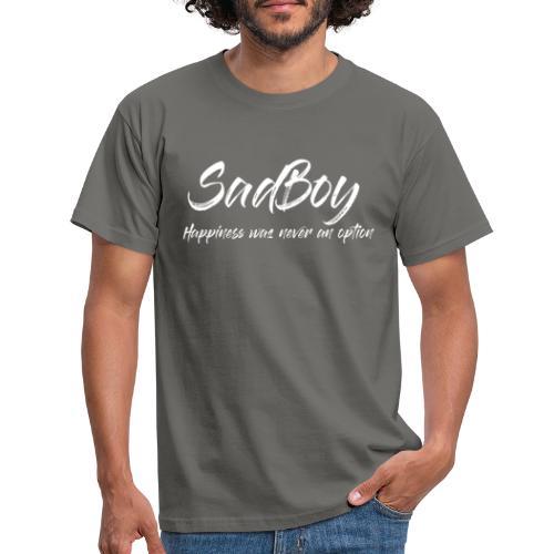 sadboy - Mannen T-shirt