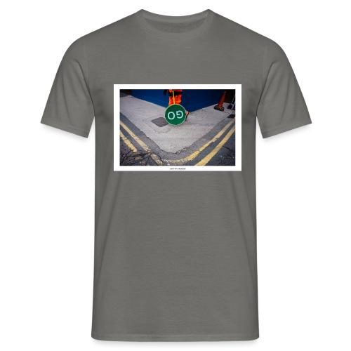 Go. - Camiseta hombre