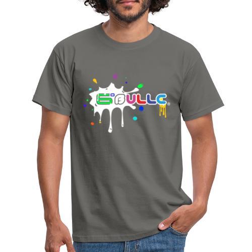 6bulle Spash blanc - T-shirt Homme