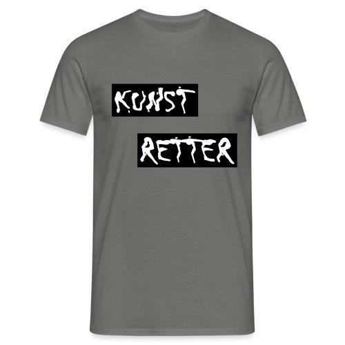Kunstretter 20.1 - Männer T-Shirt