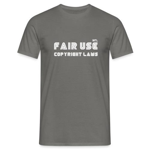 laws - Men's T-Shirt