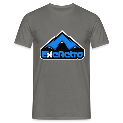 ExeRetroblue - Miesten t-paita