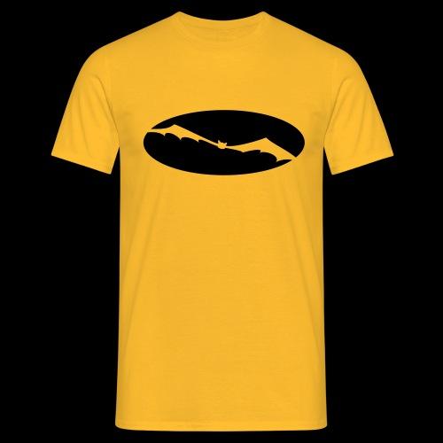 bats cut - Männer T-Shirt